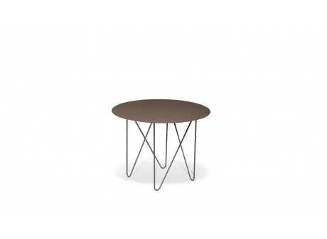 Table basse ronde S SHAPE
