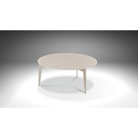 Table basse ronde BOREAL