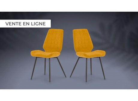 Chaise LEA (lot de 2)